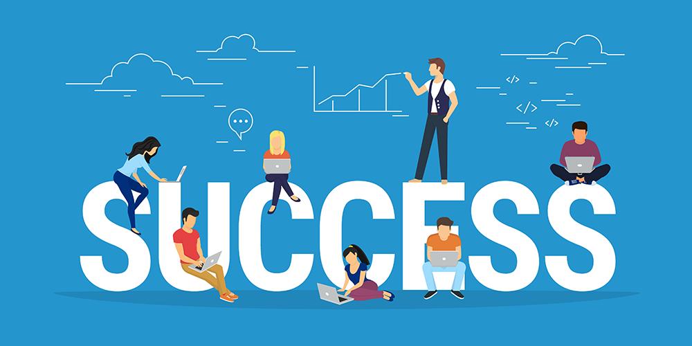 10 ขั้นสู่ความสำเร็จในการทำงาน
